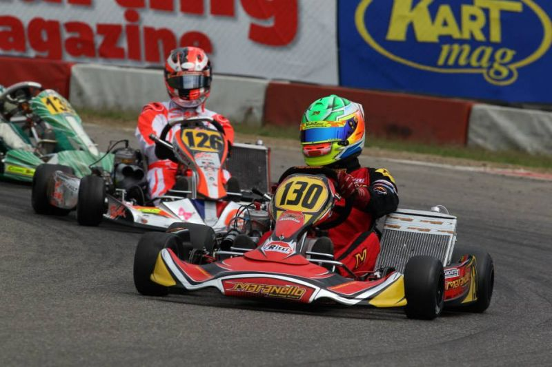 SGrace/MARANELLO KART AND MARCO ZANCHETTA ARE THE PROTAGONISTS IN ...