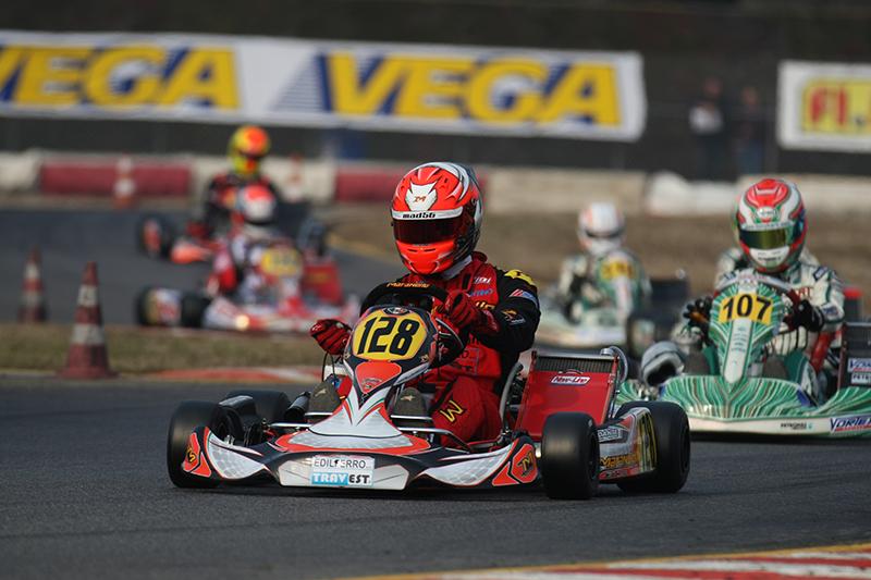 Circuito Karting : Sgrace maranello kart ancora protagonista sul circuito